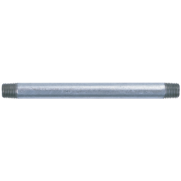 "1/4"" x 6"" Galvanized Steel Nipple (For All Conical Horns)"