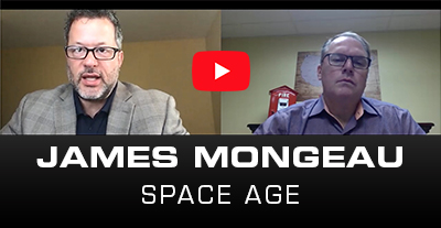 James Mongeau from Space Age Electronics