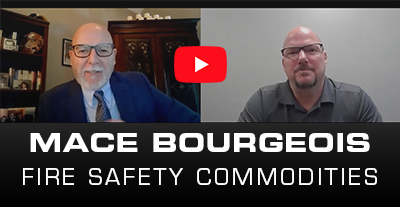 Mace Bourgeois from Fire Safety Commodities